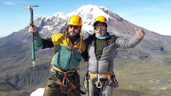 Ecuador Mountain Guide