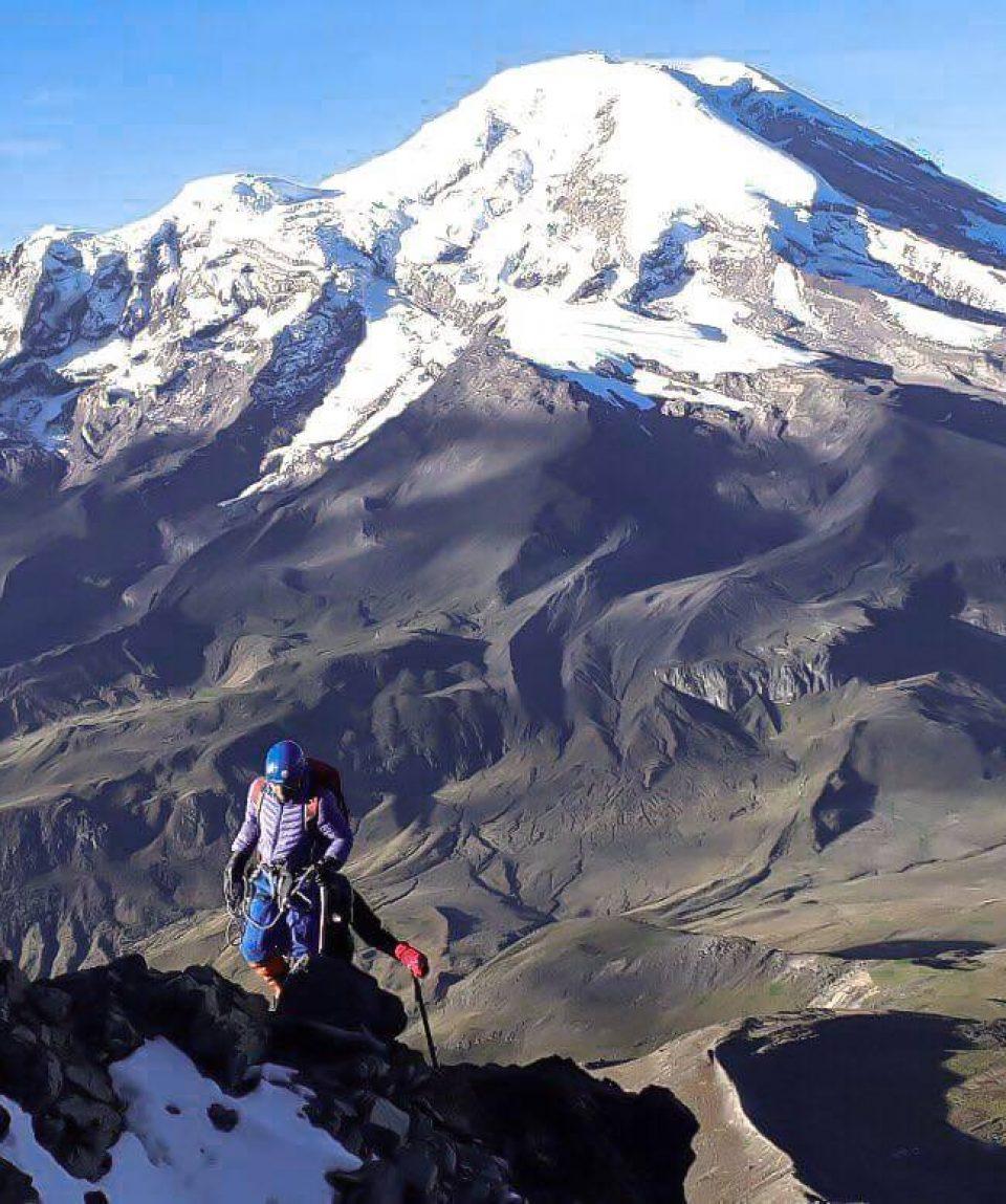 Climb Carihuairazo