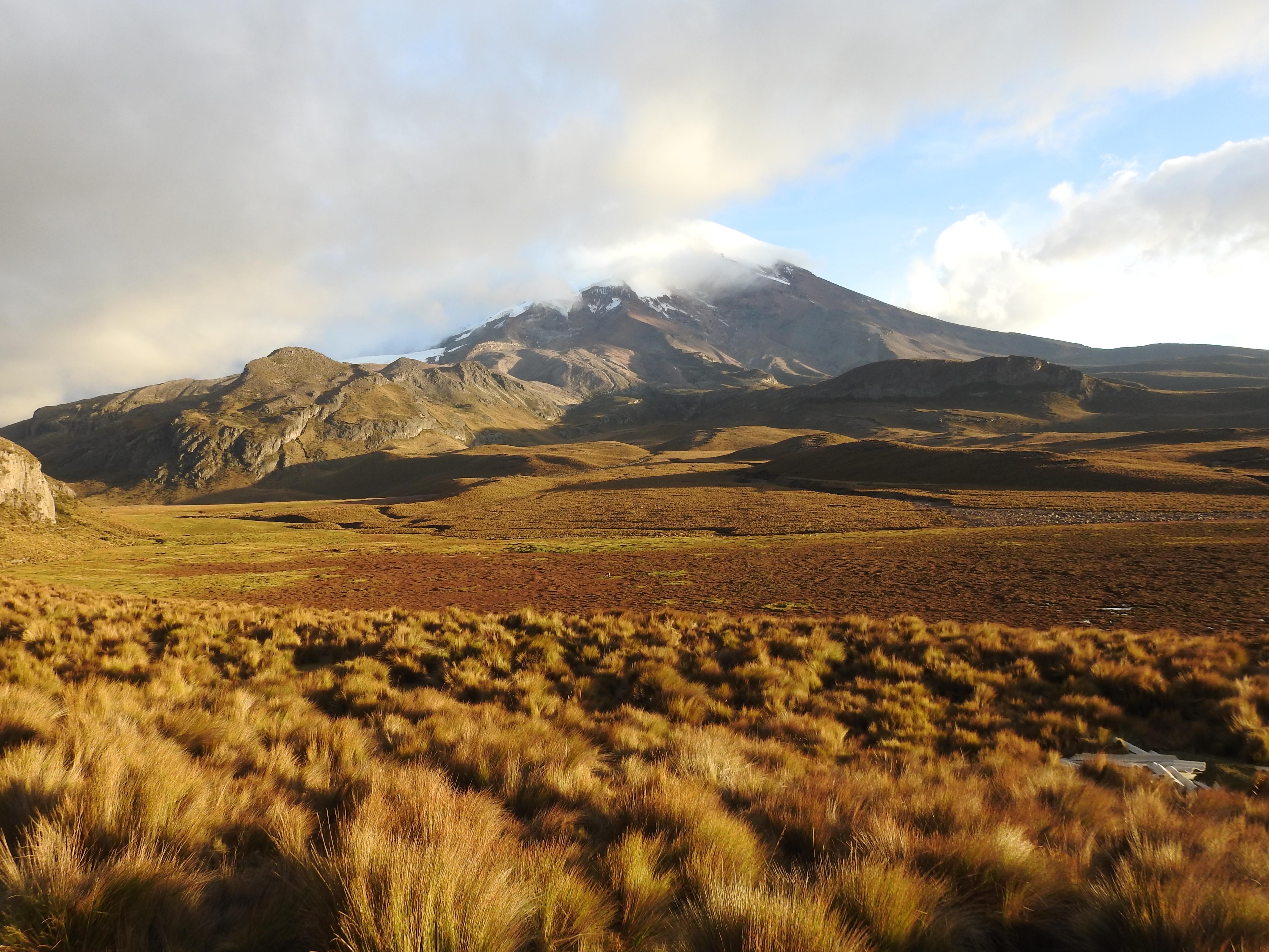 Hiking Chimborazo