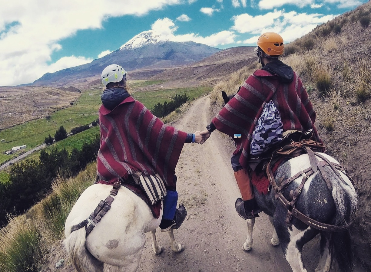 Horseback Riding Chimborazo