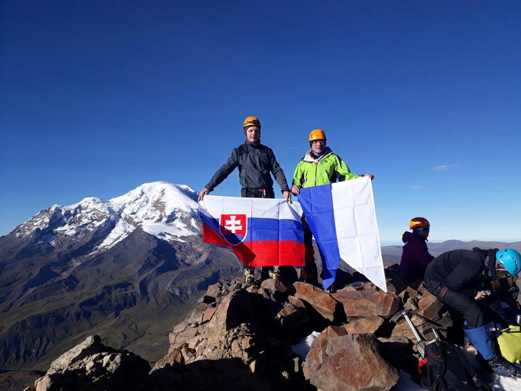 Climb Carihuaizaro