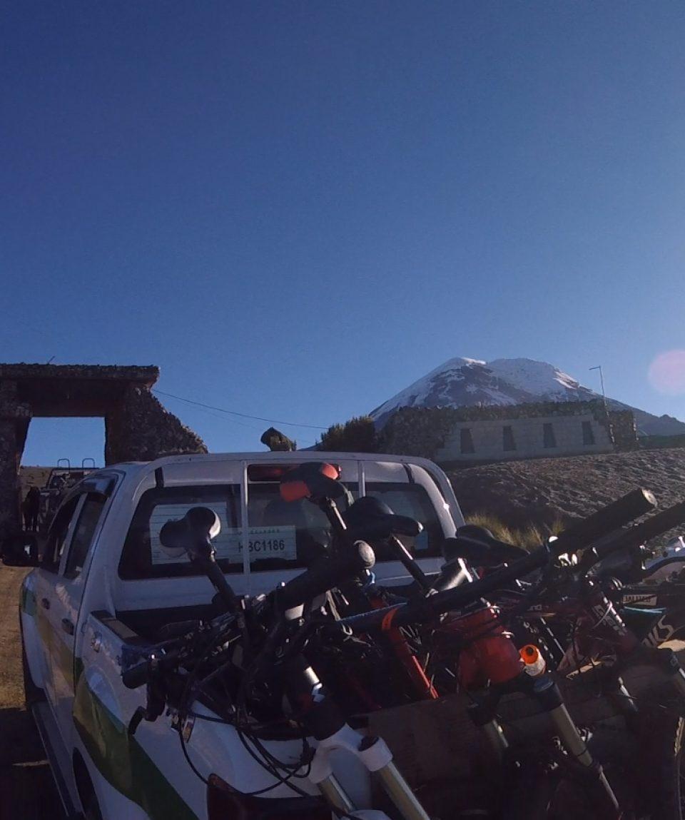 Chimborazo Mountain Bike Tours