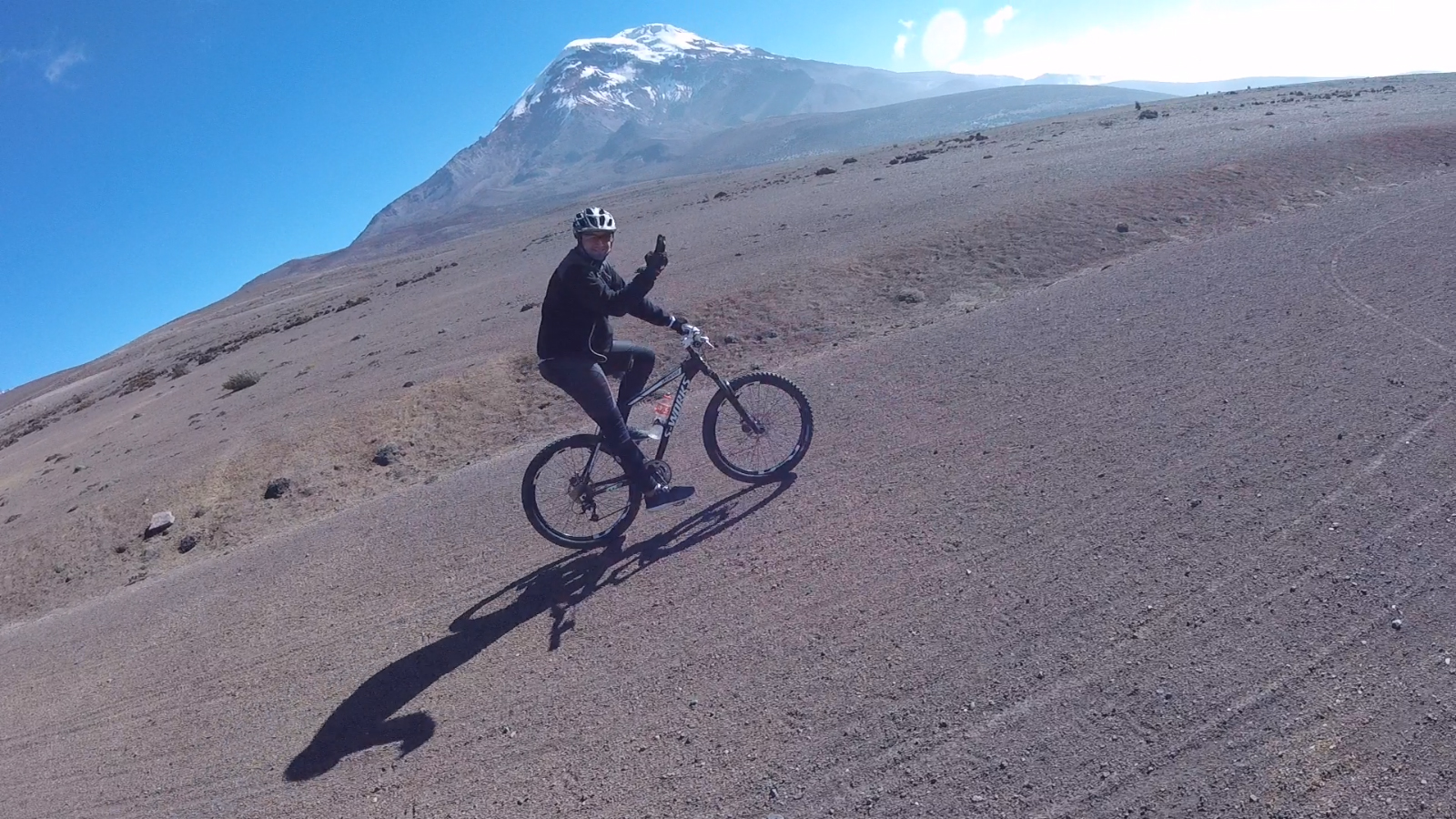 Chimborazo Mountain Bike Tours