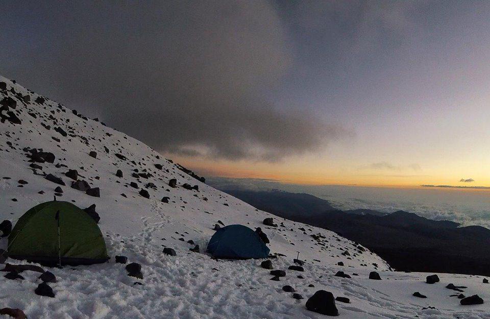 Climb Chimborazo Experience 2018