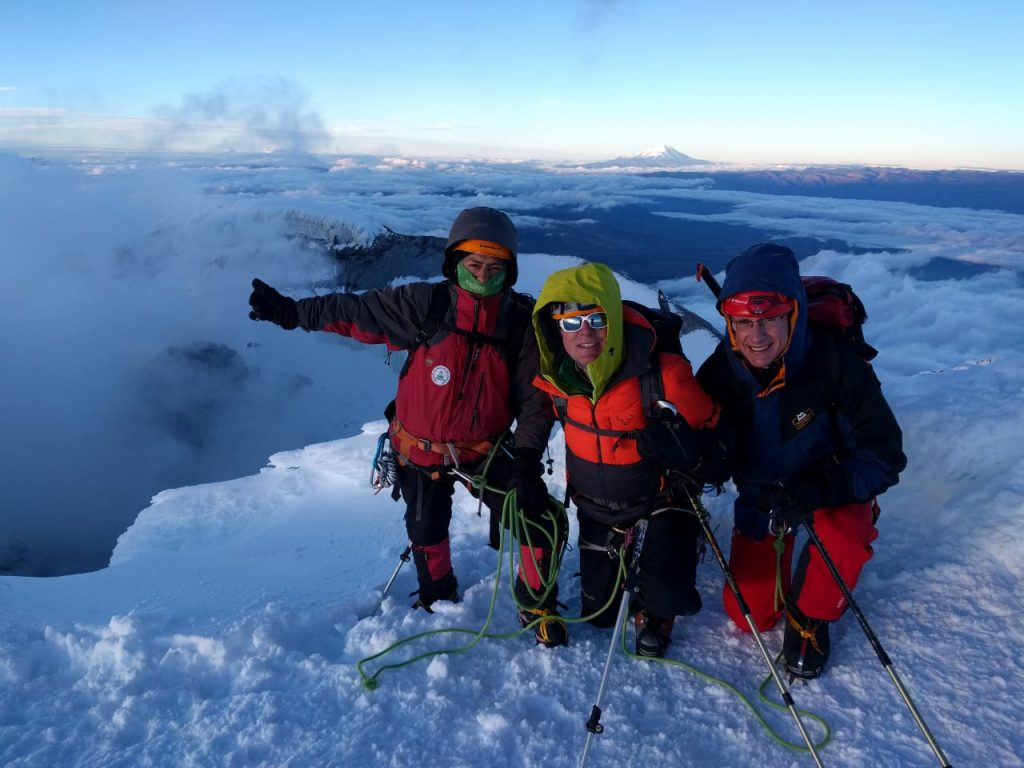 Mountain Guides Ecuador