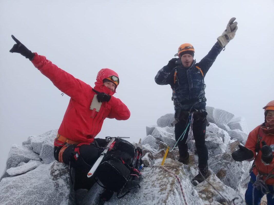 Climb Iliniza Norte