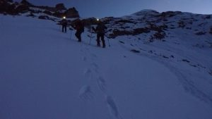 climb cotopaxi and chimborazo with the best