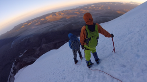 Acclimatization for Chimborazo