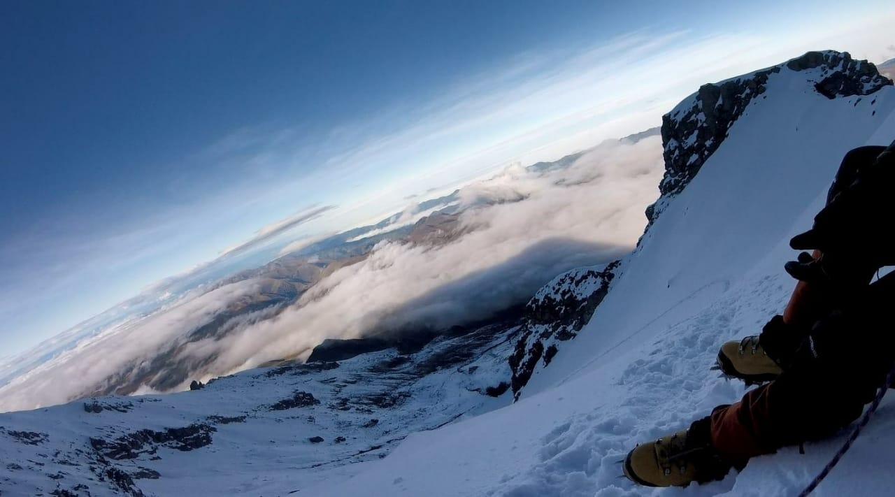 Climb Chimborazo