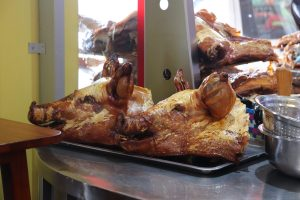 Where to Eat in Riobamba?